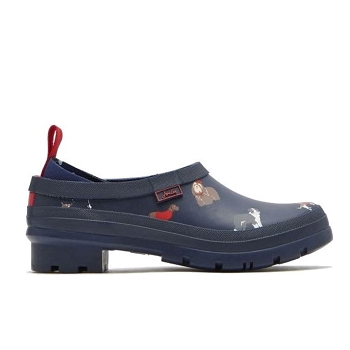 Joules Slip-On Welly Clog-Dog