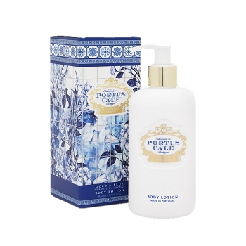 Portus Cale Gold & Blue Body Lotion