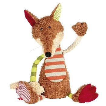 Patchwork Sweety Fox