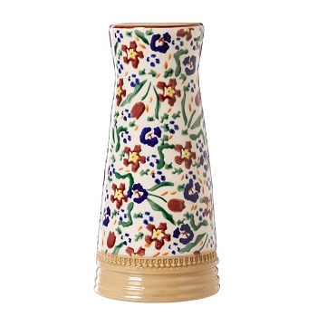 Wild Flower Meadow Small Tapered Vase