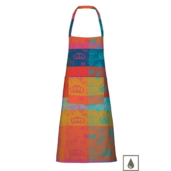 Mille Couronnes Jubile Coated  Apron 30
