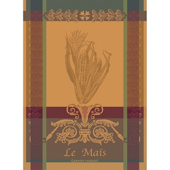 Le Mais Yellow Kitchen Towel  -1 available