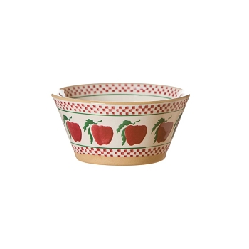 Apple Small Angled Bowl