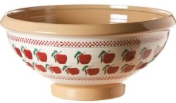 Apple XL Salad Bowl