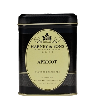 Apricot Loose Tea  4 oz Tin