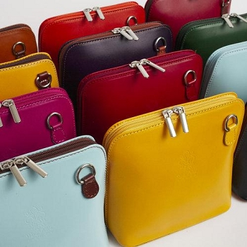 Artimino Bag, Italy - color choices