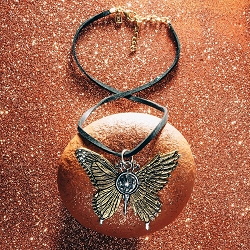 Ascension Butterfly Denso Choker