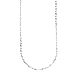Baby Ball Sterling Silver Chain