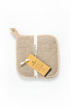 Bagatelle Linen Potholder-each