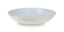 Pale Blue Felicity Pasta Bowl