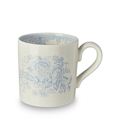 Blue Asiatic Pheasant Mug 2/3 Pint