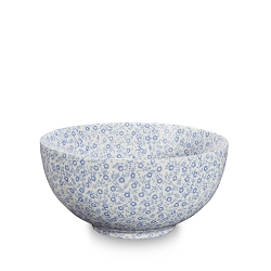 Pale Blue Felicity (Footed Bowl) Chinese Bowl Small