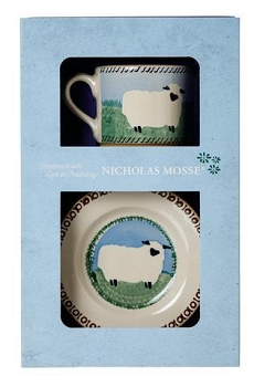 Sheep Boxed Set Cup and Plate