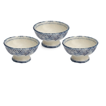 Burano Compote Set of 3