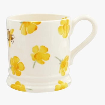 Buttercup Scattered 1/2 Pint Mug - 1 available