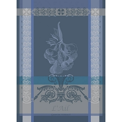 Ail Blue Kitchen Towel  22