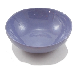 R Wood Cereal Bowl