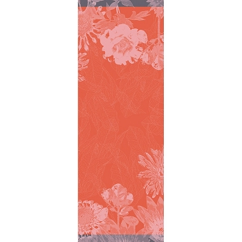Fleurage Fiesta Table Runner, Green Sweet
