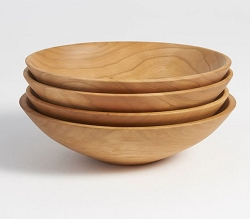 Andrew Pearce Cherry Wood Champlain Bowl- 7