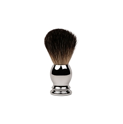 Olivina Shave Brush Chrome Handle