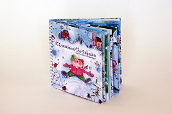 Chrisanne Robertson Cinnamon Christmas Book