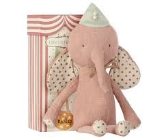 Circus Friend Pink Elephant