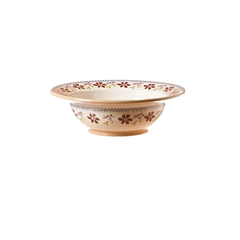 Clematis Pasta Serving Bowl