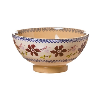 Clematis Vegetable Bowl