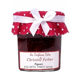 Christine Ferber Fig Jam with Pinot Noir