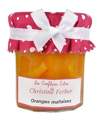Christine Ferber Maltese Marmalade - Blood Orange Marmalade