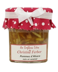 Christine Ferber Apple w/Caramel Jam