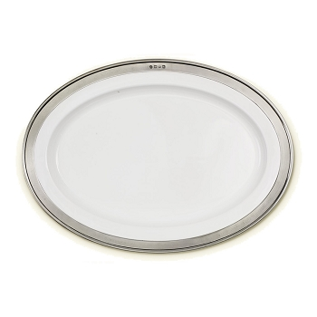 Convivio Oval Serving Platter- Medium