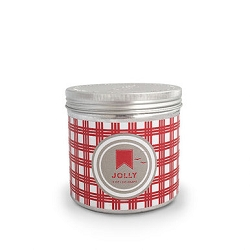 Jolly Holiday Tin Candle