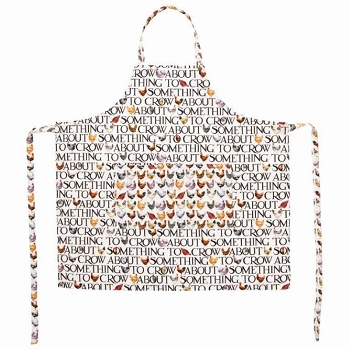 Hen and Toast Apron