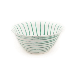 Dizzy Green Classic Salad Bowl 13