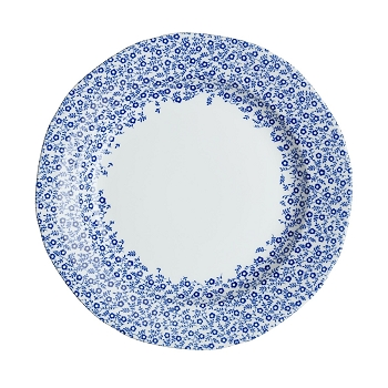 Dark Blue Felicity Lunch Plate