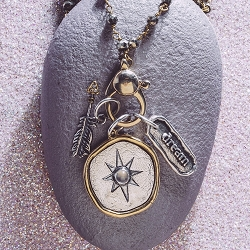 Wandering Star Dream Connexion Necklace