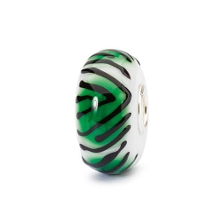 Emerald Tiger Bead