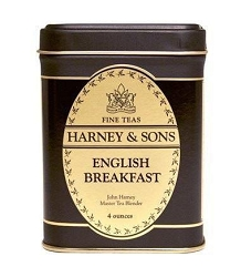 English Breakfast  4 oz Tin