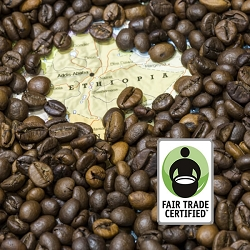Fair Trade Organic Ethiopian Coffee