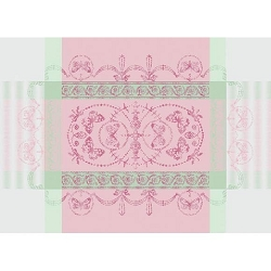 Eugenie Candy Placemat 21