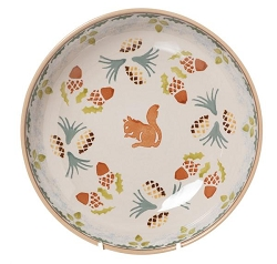 Woodland Squirrel Everyday Bowl - Only 1 remaining