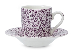 Mulberry Felicity Espresso Cup/Saucer - 4 Available
