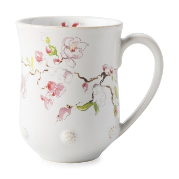 Berry & Thread Floral Sketch Cherry Blossom Mug- 3 available