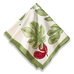 Fig Napkin Set/6 -Backordered