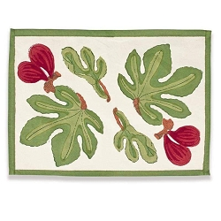 Fig Placemat Set/6