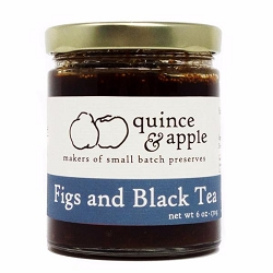 Fig and Black Tea Preserves