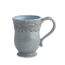 Finezza Blue Mug-Retired , LImited Stock Available