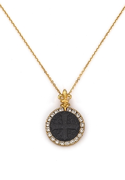 Noir La Rochelle Necklace Gold