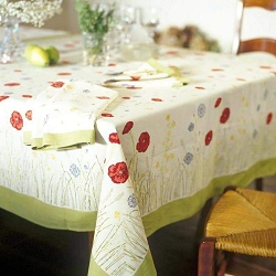 Springfields French Tablecloth